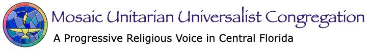 Mosaic Unitarian Universalist Congregation